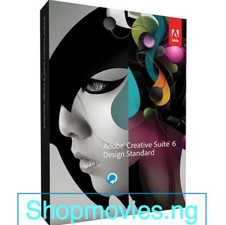 Adobe Creative Suite 6 Design Standard Software download: Mac|Windows