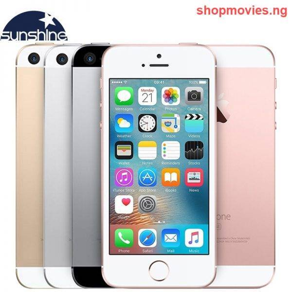 Original Unlocked Apple iPhone SE 4G LTE Mobile Phone iOS Touch ID Chip A9 Dual Core 2G RAM 16/64GB ROM 4.0″12.0MP Smartphone Apple iOS Phones Mobile Phones Phones & Tablets Smartphone bundle: 16GB A1662|16GB A1723|64GB A1662|64GB A1723