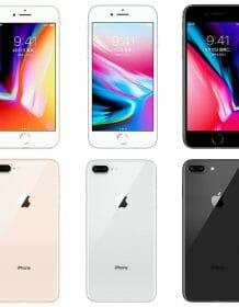 Unlocked Apple Iphone 8 plus 2675mAh 3GB RAM 64G/256G ROM 12.0 MP Fingerprint iOS 11 4G LTE smartphone 1080P 5.5 inch screen Apple Mobile Phones Phones & Tablets Smartphone bundle: 256GB|64GB
