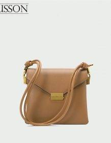 OUSSON 2020 new fashion spaghetti shoulder strap shoulder bag organ messenger small square bag workplace commuter handbag women Bags Fashion Laptop Bags Laptop Messenger & Shoulder Bags Women's Clutch Handbags Women's Crossbody Handbags Women's Fashion Women's Handbags Women's Shoulder Handbags Women's Top-Handle Handbags color: Black|BROWN|red