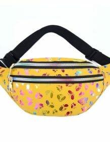 Women Zipper PU Leather Waterproof Belt Bag Pouch Waist Pack Female fanny pocket Running Streetwear Pocket Bags Fashion Men bags Men handbag Purses & Wallets color: 1|2|3|4|5|6|7|8