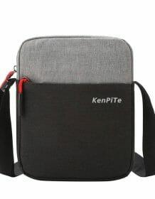 25# Men Diagonal Mini Shoulder Multi-Function Mobile Phone Bag Outdoor Sports Bag Handbag Dropshipping сумка женская Bags Fashion Men bags Men handbag Purses & Wallets color: A|B|C|D