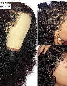 Deep Wave Lace Front Human Hair Wigs Short Bob Deep Curly Lace Wigs Bresilienne Water Wave Human Hair Wigs For Women Fashion Human Hair Wigs 5d87c5061aba3012870240: 10inches 12inches 14inches 16inches 18inches 20inches 22inches 24inches 26inches 8inches