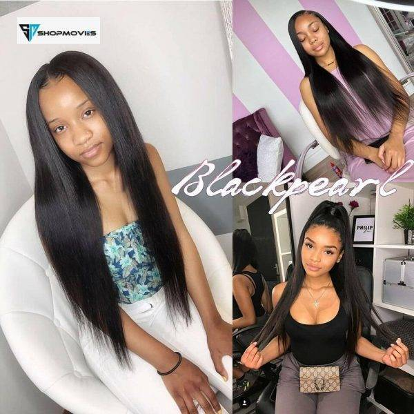 Black pearl 13×4 Lace Front Human Hair Wigs 8-30 Inch pre plucked Brazilian Straight Lace Front Wigs For Black Women Fashion Human Hair Wigs 5d87c5061aba3012870240: 10inches|12inches|14inches|16inches|18inches|20inches|22inches|24inches|26inches|28inches|30inches|8inches