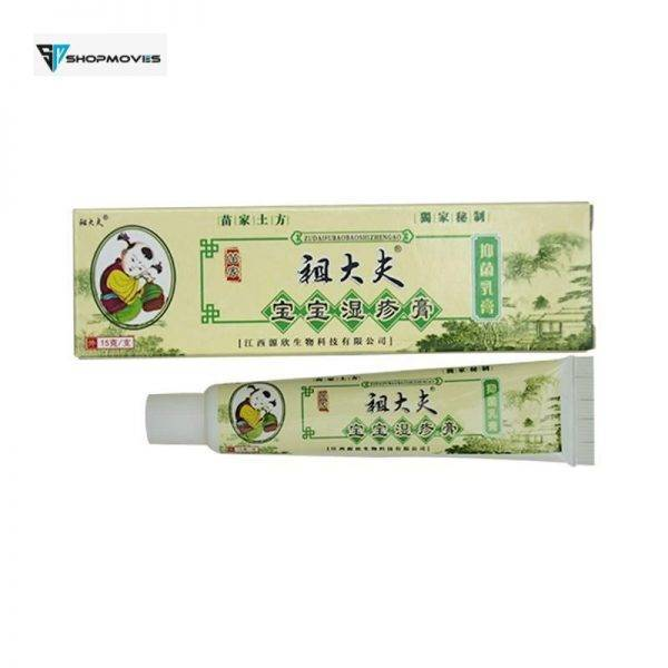 Zudaifu Skin Psoriasis Cream Dermatitis Eczematoid Eczema Ointment Treatment Psoriasis Cream Skin Care Cream for baby Beauty & Health Brand Name: YIGANERJING