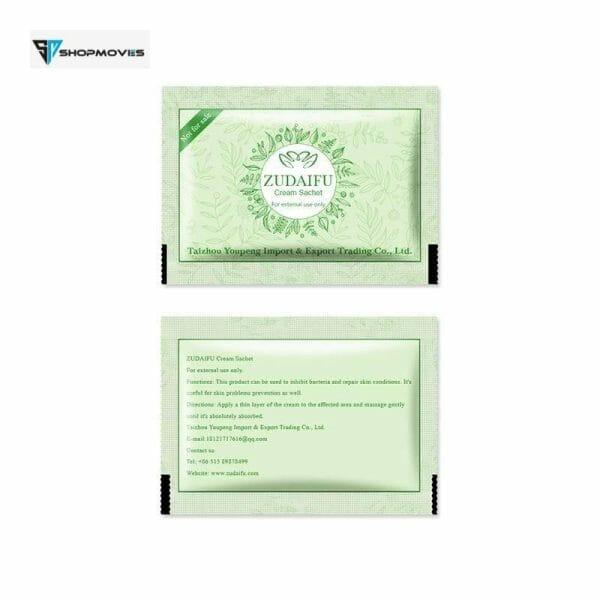 50PCS/LOT Original ZUDAIFU Psoriasis Dermatitis Eczema Pruritus Skin Problems Cream pouch same effect as tube Beauty & Health shipsfrom: China