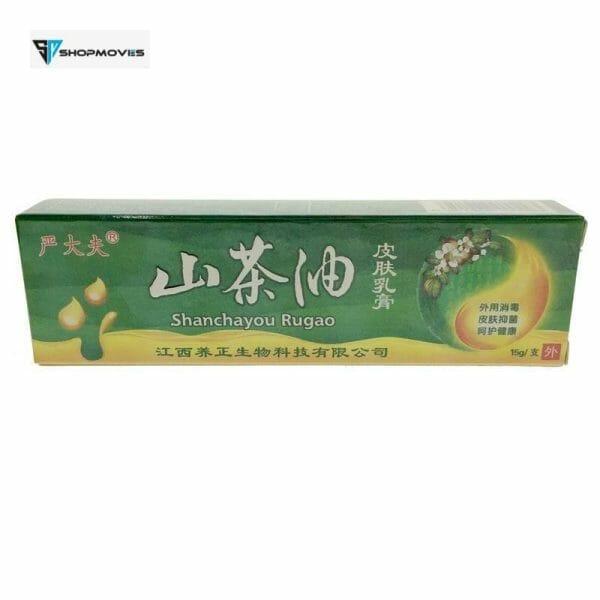 1 piece yandaifu shanchayou cream Body Cream for Psoriasis Eczema with retail box hot selling Beauty & Health shipsfrom: China