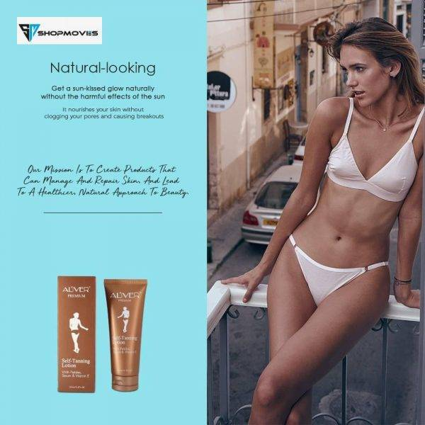 Self Tanning Cream Body Black Bronze Tanning Lotion Foundation Moisturizing Oil Control Face Skin Care Cream Fast Tanning Lotion Beauty & Health Brand Name: LISM