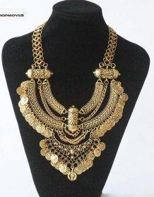 Large Collar Statement Gypsy Necklace Woman Bohemian Ethnic Maxi Choker Necklace Femme Vintage Layered Power Necklace For Women Beaded Necklaces Chokers Crystal Necklaces Jewelry Necklaces 8d255f28538fbae46aeae7: blue|dark blue|gold|red|silver|white|yellow