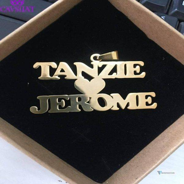 Punk Style Personalized Name Necklace Customized Big Nameplate Pendant Women Men Fashion Jewelry Handmade Birthday Gift BFF Bracelets Charm Necklaces Chokers Customized Necklaces Jewellery Jewelry Necklaces Pendants a4a426b9b388f11a2667f5: Gold Color|Platinum Plated|Rose Gold Color