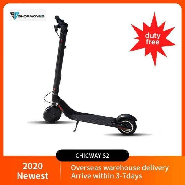 2020 Hotest CHICWAY S2 MINI Portable Electric Scooter 2wheel E-scooter child adult transportation Endurance 25-50km,speed 25km/h Electronics Scooter color: Extra battery|S2|S2 pro