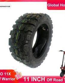 11 inch Pneumatic Off Road Tire 90/65-6.5 Inner Tube Inflatable Tyre for Electric Scooter Zero 11x Off Road Tire Electronics Scooter color: a pair off-road|off-road tire