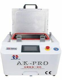 AK PRO auto air lock 888A+ OCA vacuum lcd laminator machine combined laminating and Bubble Remover for LCD screen repair Uncategorized Printers Printers & Accessories Screen Protectors